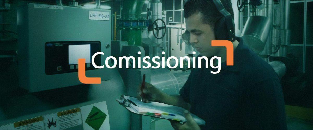 Comissionig-magic